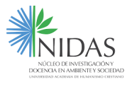 Logo NIDAS