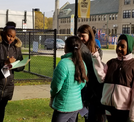 Concordia Holds Geocaching Event for Lutheran School Students