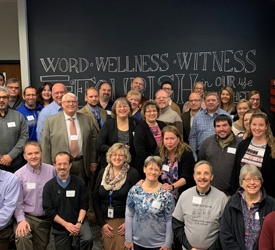 School Leaders Gather for Sustainability Seminar