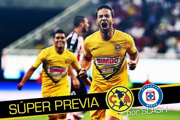 Club América Cruz Azul