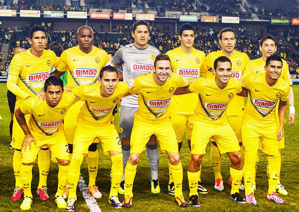 Plantel Clausura 2014 del Club América