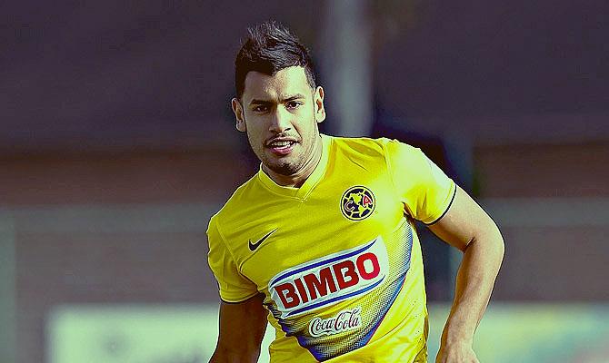 Andres Ríos del Club América
