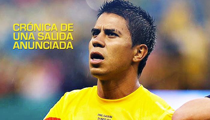 Juan Carlos Medina Club America