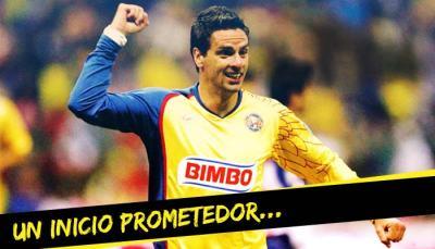 Rodrigo Lopez Club America