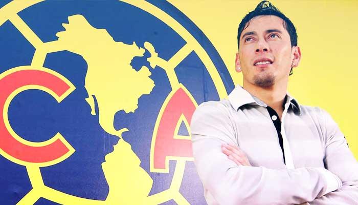 Rubens Sambueza Capitan Club América