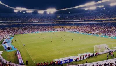 Estadio Jalisco U de G vs America
