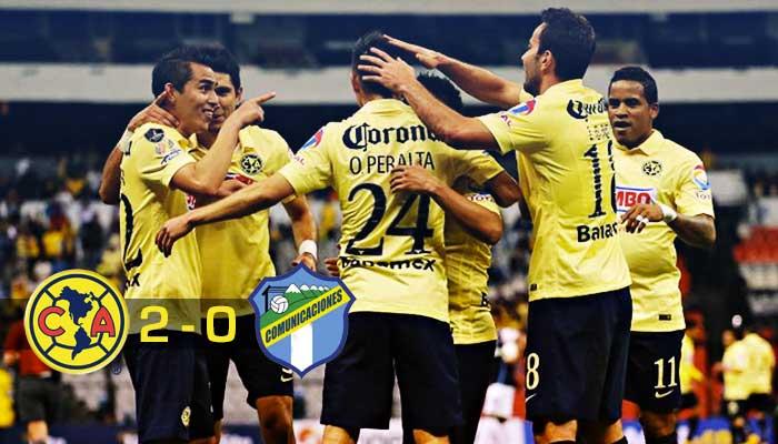 Gol Club América