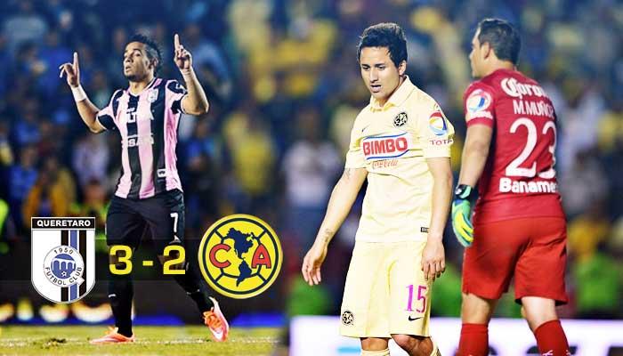 Sanvezzo Querétaro vs América