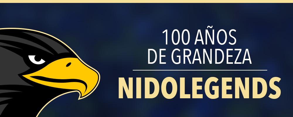 La historia azulcrema en 50 jugadores #NidoLegends