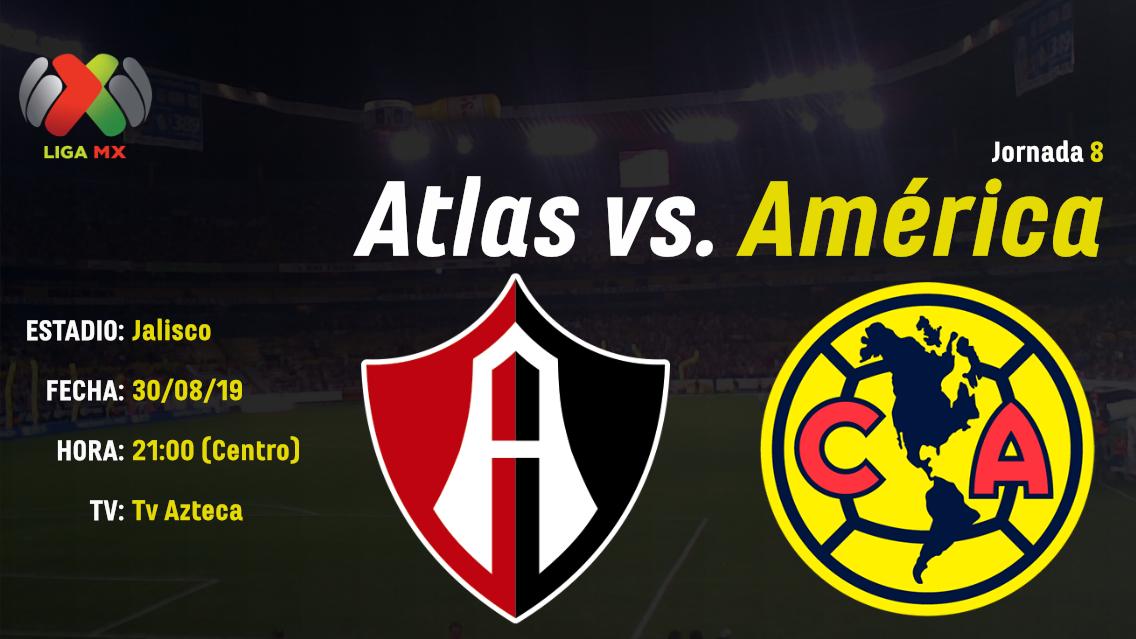 Portada_Previo_Apertura_2019_Atlas_Club_America