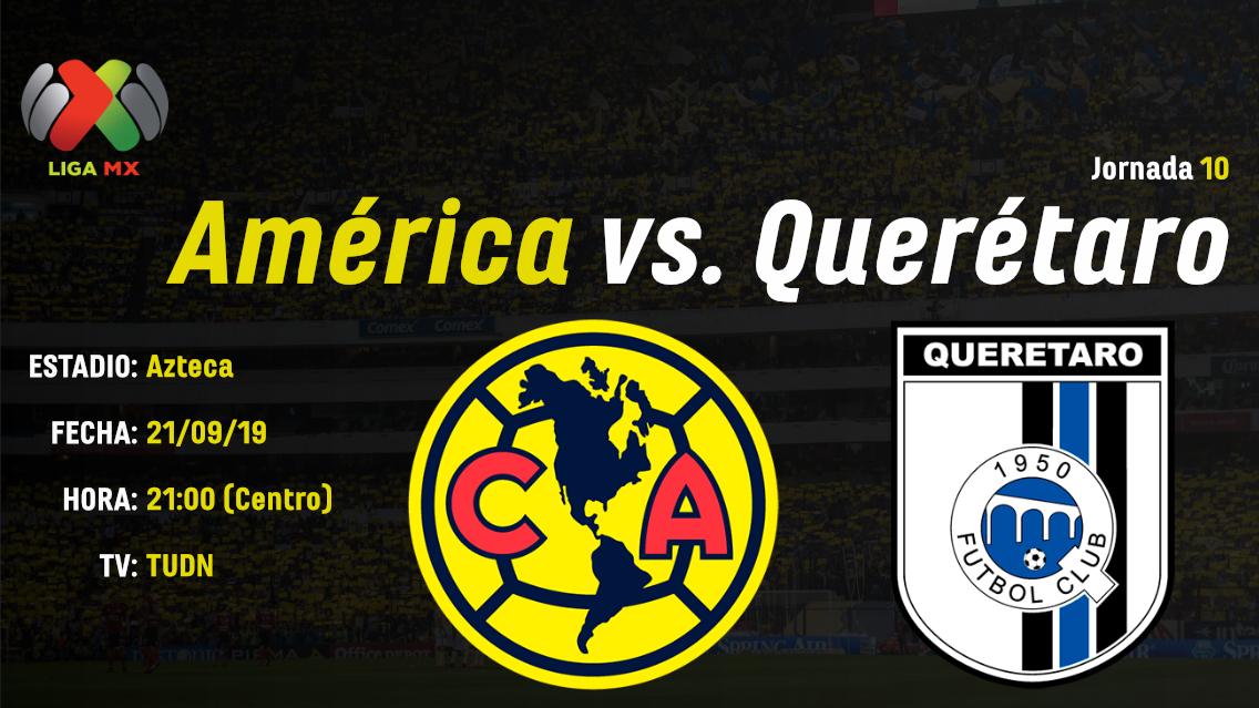 Portada_Previo_Apertura_2019_Club_America_Queretaro