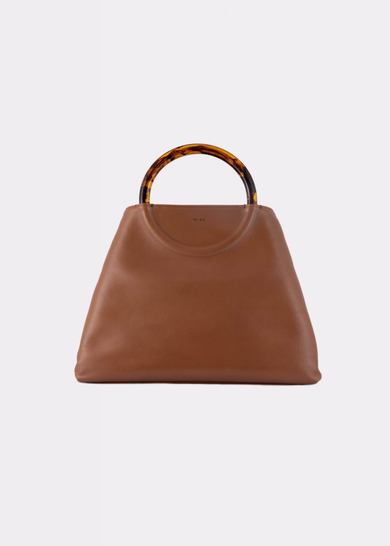 NIDO-Bolla_Maxi-bag-bisquit_front view