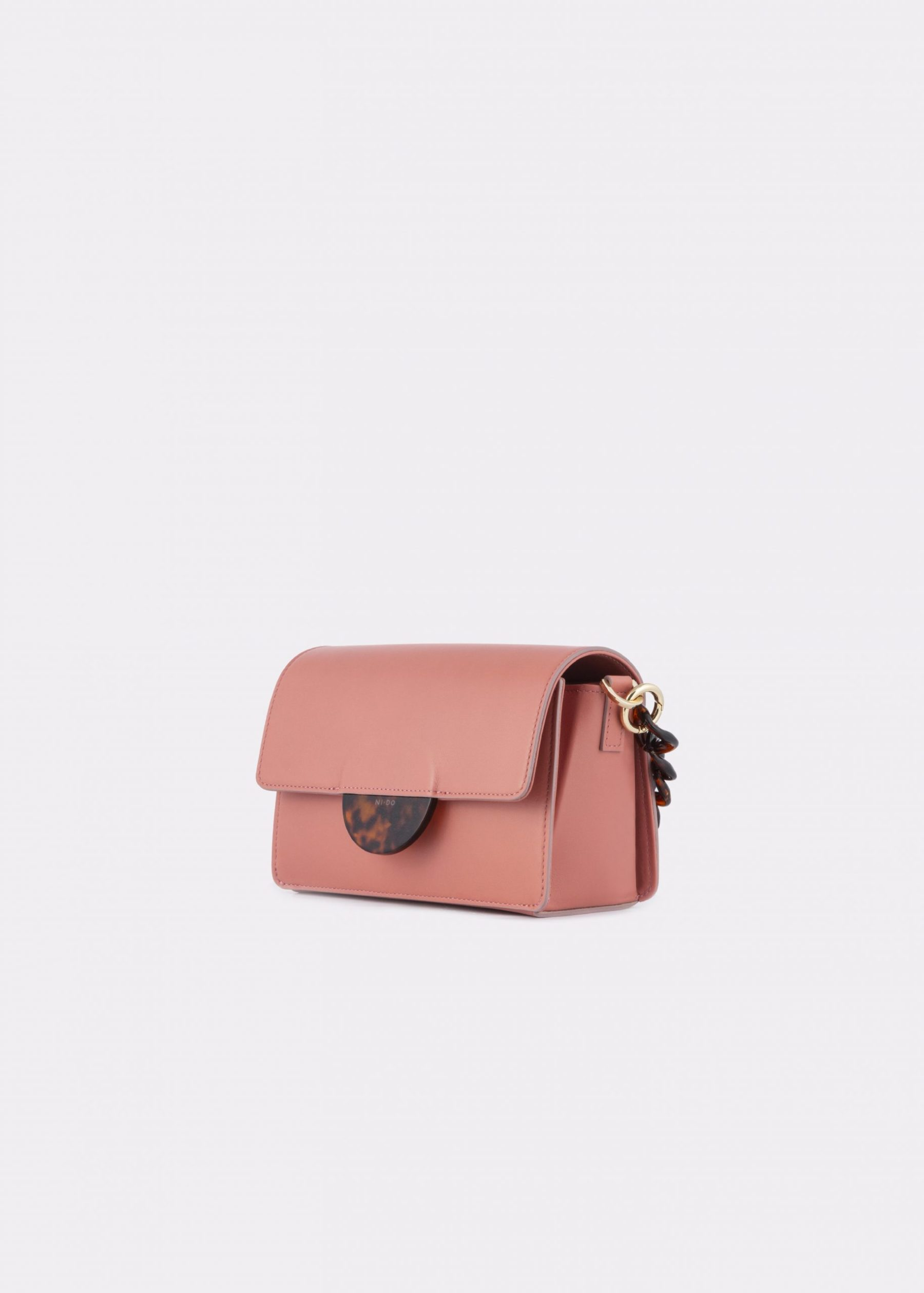 NIDO Cuore Mini bag Blush side view