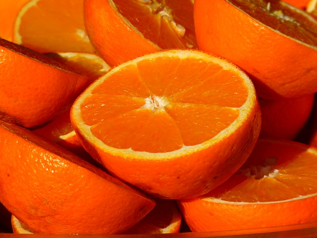 Citrus power to avoid weight gain
