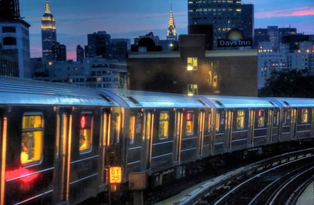 Subway nach Queens