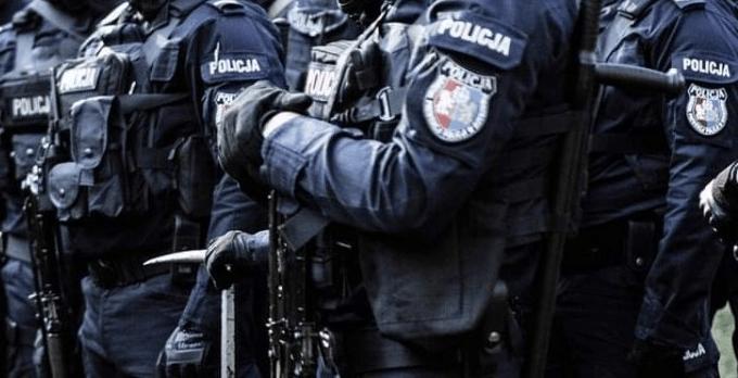 wyposażenie policjanta
