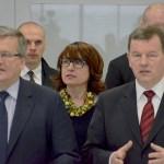 Prezydent Bronisław Komorowski z wizytą na Suwalszczyźnie Niebywałe Suwałki 36