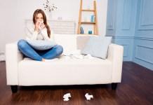 alergia, katar, choroba
