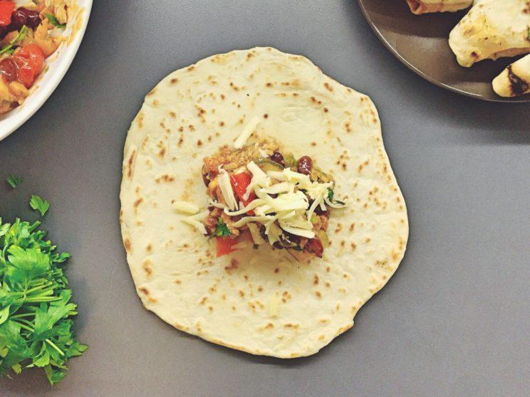 Przepis na burrito