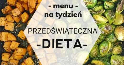 przedświąteczna dieta