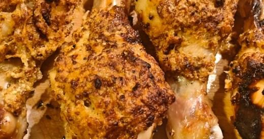 diabelski kurczak