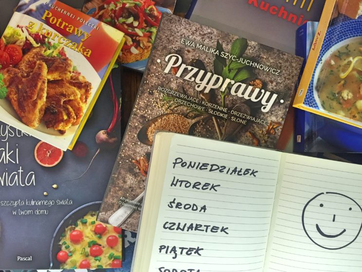 planowanie posiłków - jak zacząć
