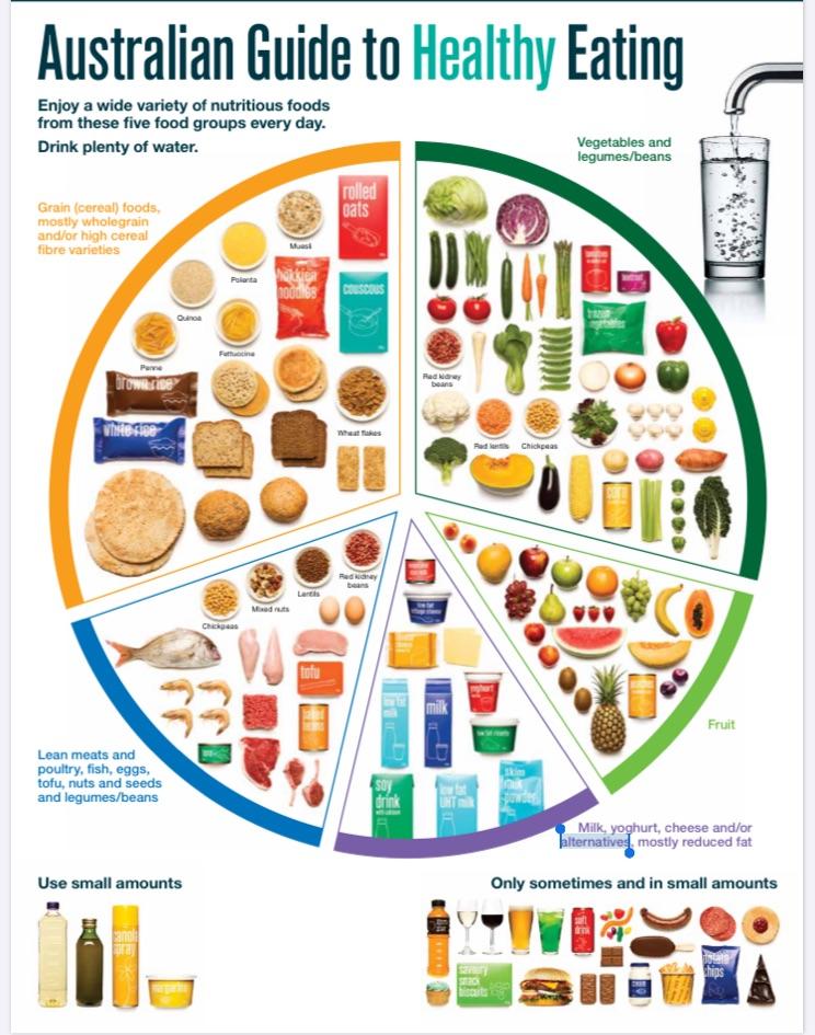 Jak ułożyć zbilansowaną dietę - zbilansowana dieta