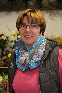 Angelika Mölder, Floristin