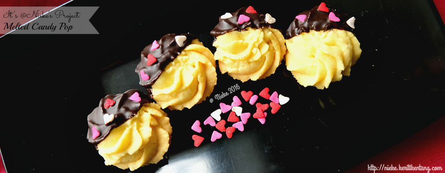 Resep Melted Candy Pop Nieke