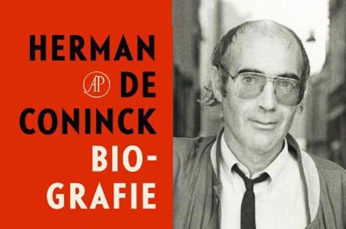 Herman de Coninck, zoekende dichter, authentiek journalist