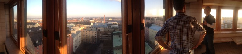 View from Grand Cru