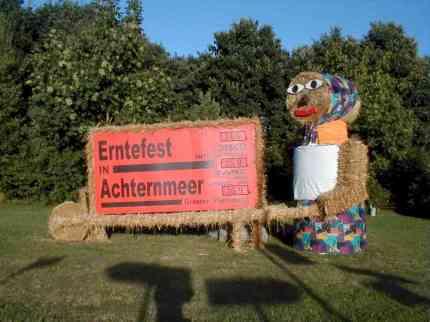 jesień po niemiecku Erntedank