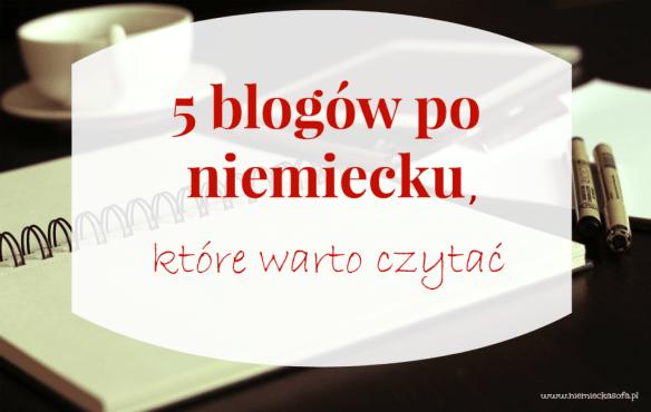 5-blogów-po niemiecku