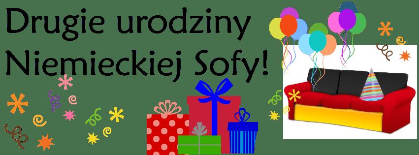 Drugie urodziny niemieckiej sofy