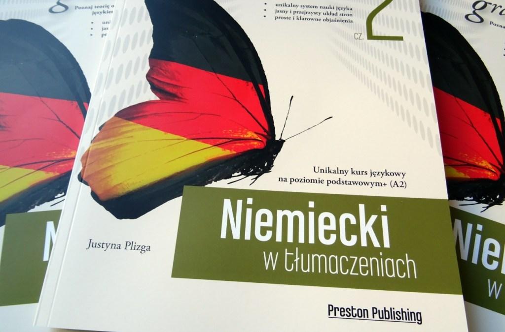 Niemiecki w tłumaczeniach. Gramatyka 2 – recenzja