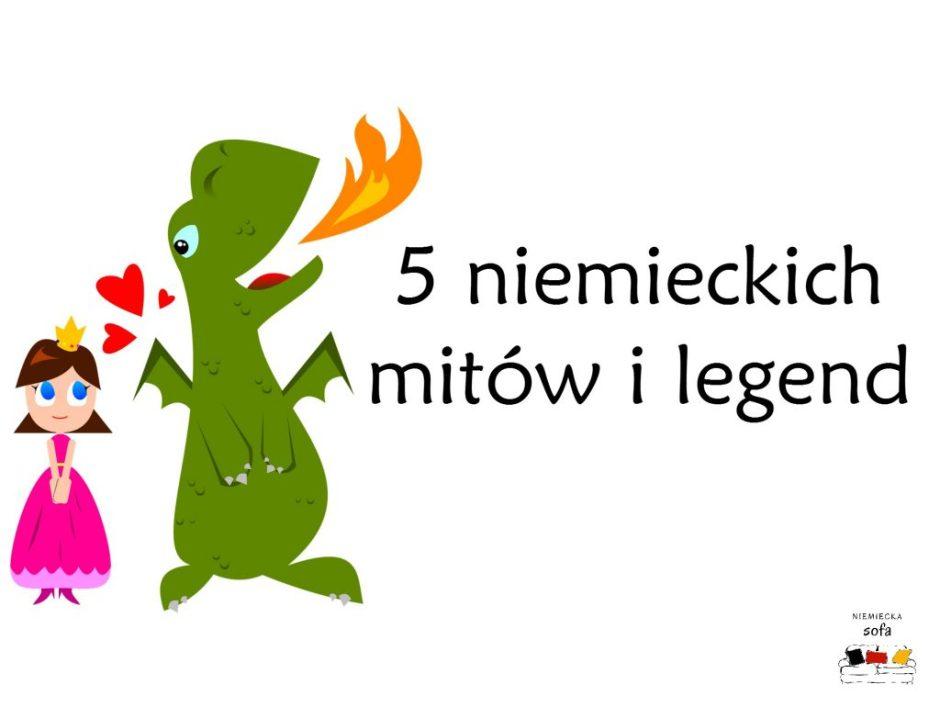 niemieckie mity i legendy