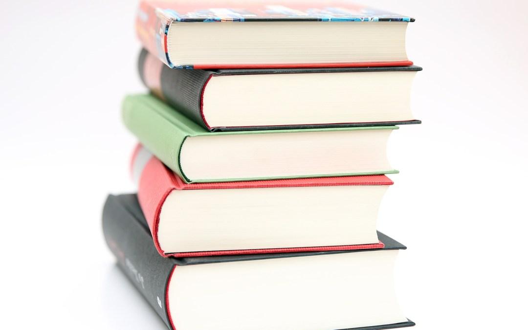 8 książek, które przeczytałam w 2016 roku