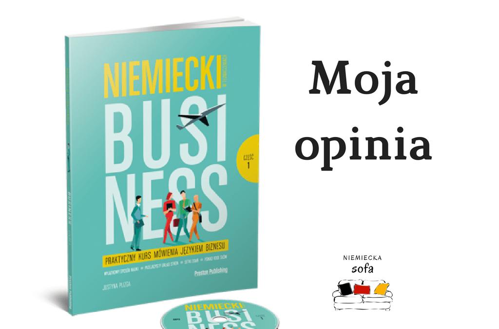Niemiecki w tłumaczeniach. Business 1 – recenzja
