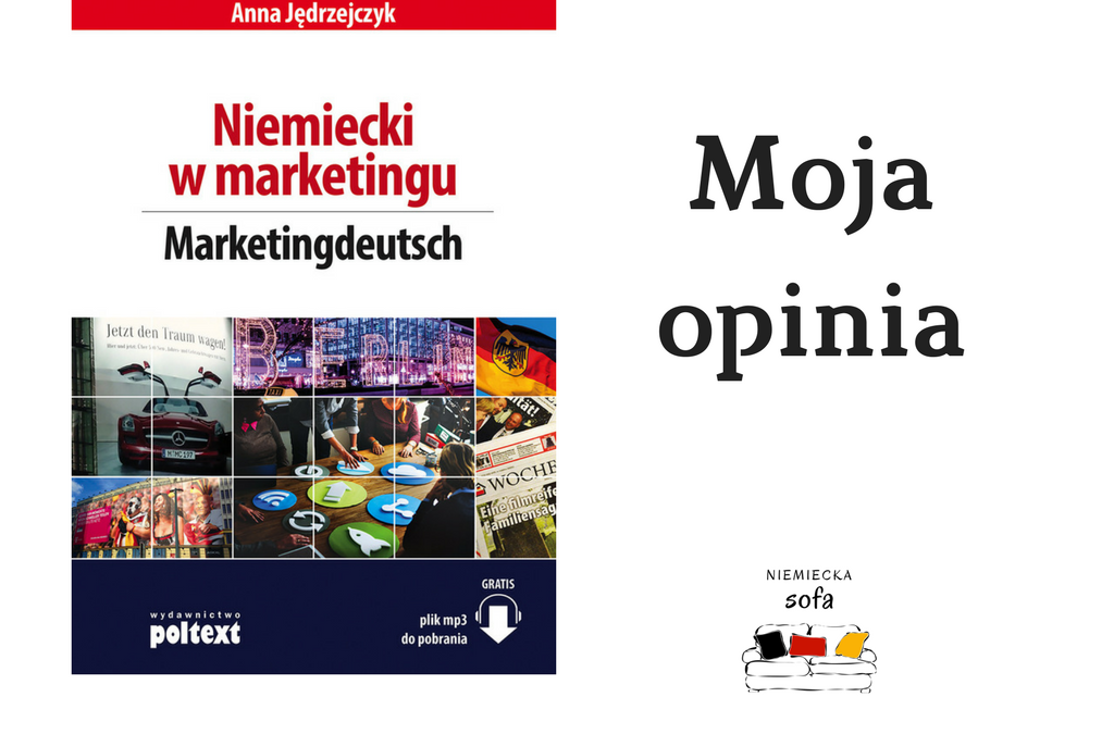 Niemiecki w marketingu. Marketingdeutsch – recenzja + konkurs