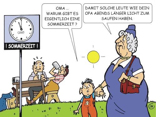 Zmiana Czasu po niemiecku