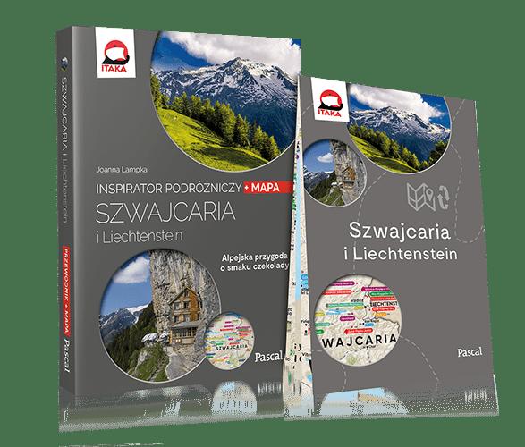 Alpejska przygoda o smaku czekolady, czyli przewodnik turystyczny po Szwajcarii i Liechtensteinie + KONKURS