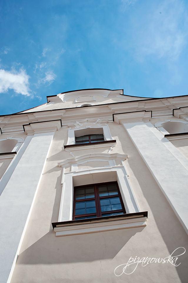 Katolicki kościół Nawiedzenia Najświętszej Marii Panny w Kieżmarku