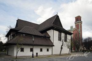 Drewniany Kościół Ewangelicki w Kieżmarku