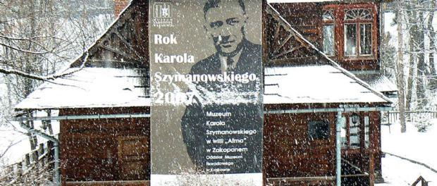 Baner Roku Szymanowskiego