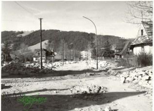 Ulica 15 grudnia 1960 rok