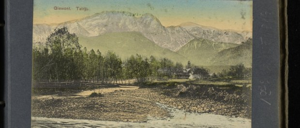 Giewont, 1914