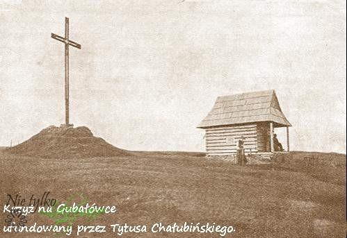 Krzyż Chałubińskiego na Gubałówce