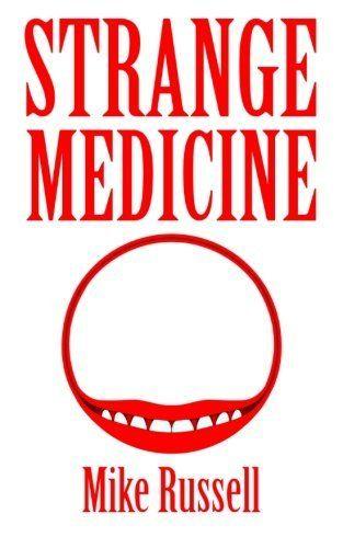 Strange Medicine Book Cover
