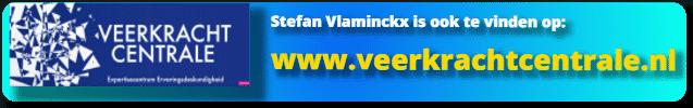 Stefan Vlaminckx is ook te vinden op www.veerkrachtcentrale.nl