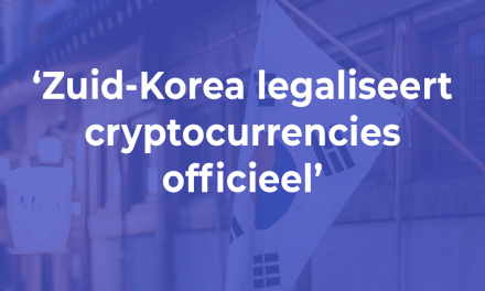 Zuid-Korea legaliseert cryptocurrencies officieel
